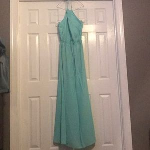 Seaglass, M, Show Me Your Mumu, Classic Gown
